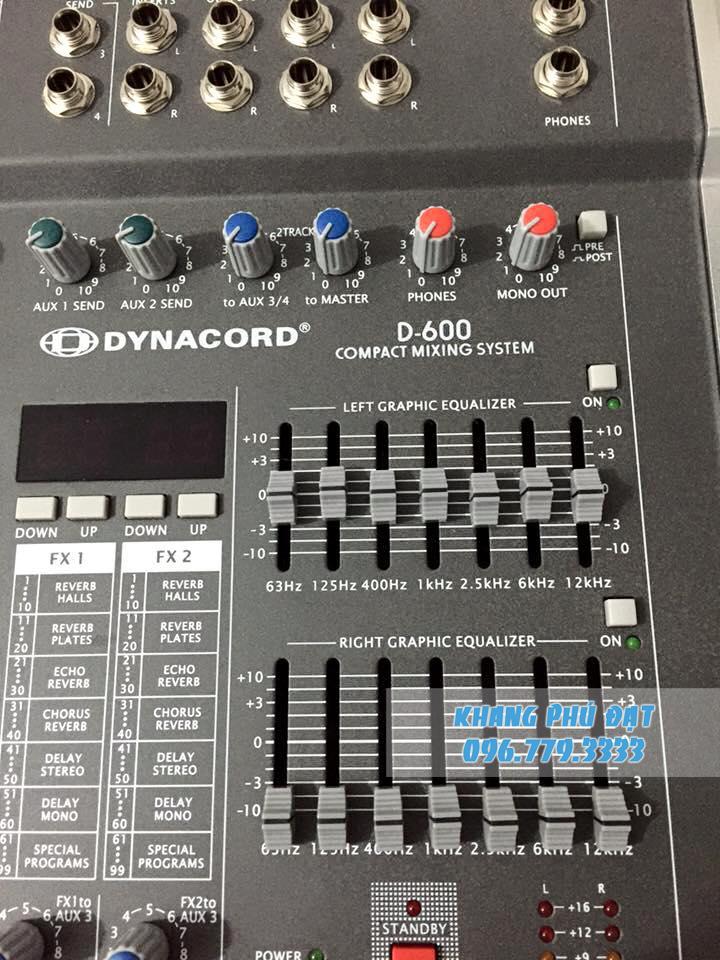 Mixer Dynacord D600