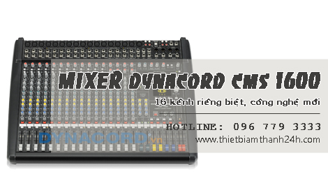 Mixer Dynacord CMS 1600