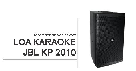 Loa JBL KP 2010
