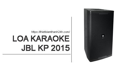 Loa JBL KP 2015