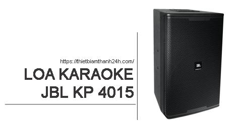 Loa JBL KP 4015