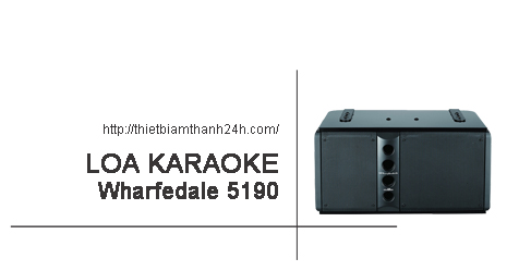 Loa Wharfedale 5190